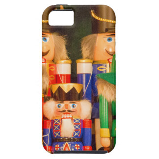 Army of Christmas Nutcrackers iPhone 5 Cases