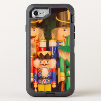Army of Christmas Nutcrackers OtterBox Defender iPhone 8/7 Case