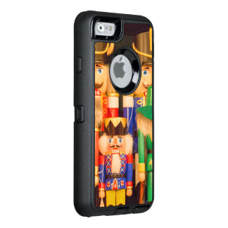 Army of Christmas Nutcrackers OtterBox iPhone 6/6s Case