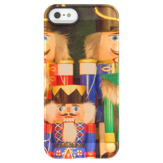 Army of Christmas Nutcrackers Permafrost® iPhone SE/5/5s Case
