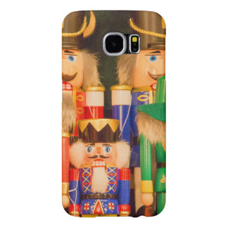 Army of Christmas Nutcrackers Samsung Galaxy S6 Cases