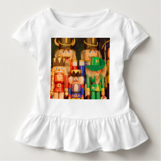 Army of Christmas Nutcrackers Toddler T-Shirt