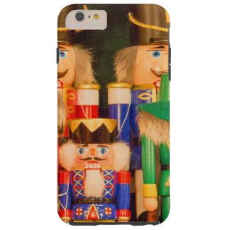 Army of Christmas Nutcrackers Tough iPhone 6 Plus Case