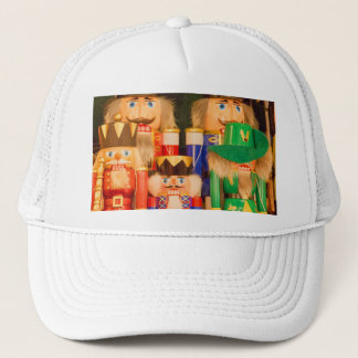 Army of Christmas Nutcrackers Trucker Hat