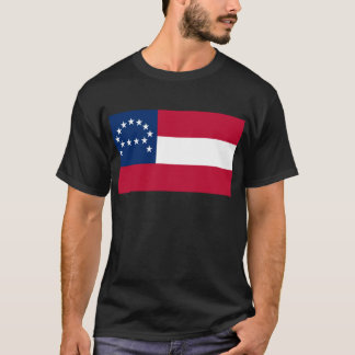 Army of Northern Virginia Flag T-Shirt