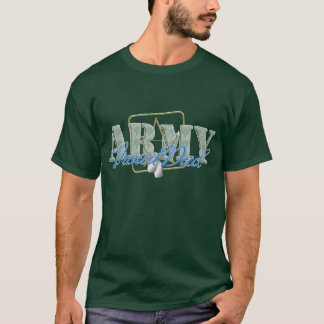 Army Proud Dad T-Shirt