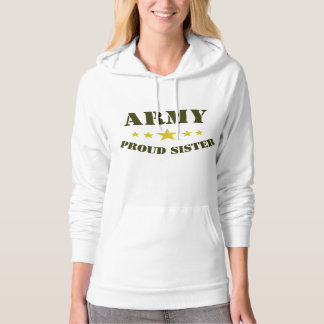 ARMY PROUD SISTER SHIRT