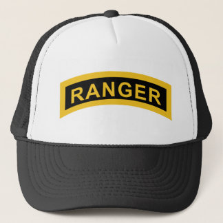 Army Ranger Tab Trucker Hat