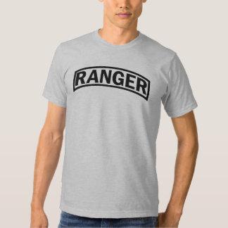 Army ranger tee shirt
