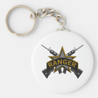 Army Rangers Keychain