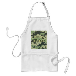 Army Sister Apron