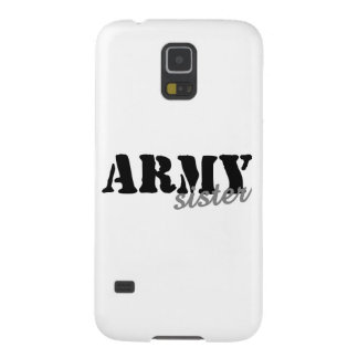 Army Sister Galaxy S5 Cover