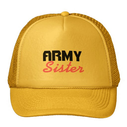 ARMY, Sister Mesh Hat