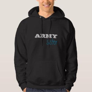 Army Sister Hoodie