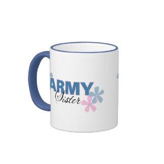 Army Sister Mugs