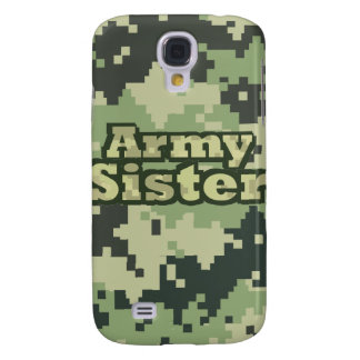 Army Sister Samsung Galaxy S4 Cases