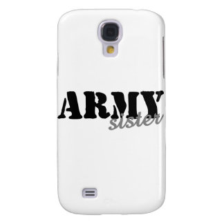 Army Sister Samsung Galaxy S4 Cover