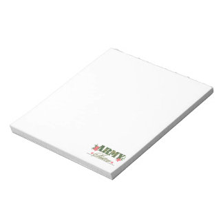 Army Sister Scratch Pad