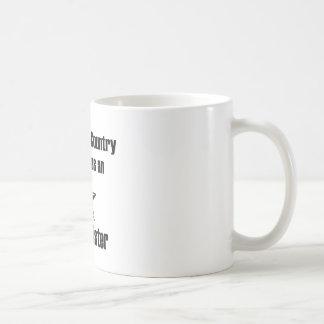 Army Sister Serve Proudly Coffee Mug