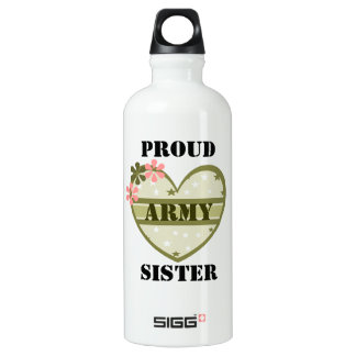 ARMY SISTER SIGG TRAVELLER 0.6L WATER BOTTLE