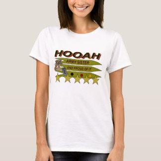 army sister. T-Shirt