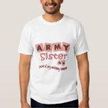 Army Sister --T-Shirts T Shirts