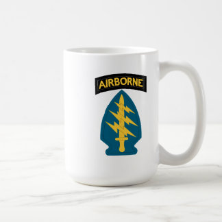 Army Special Forces - Green Berets Mug
