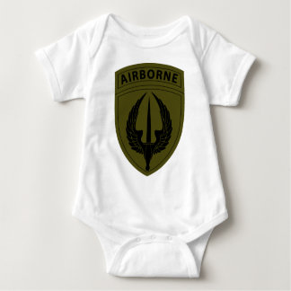 Army Special Operations Aviation Command Baby Bodysuit