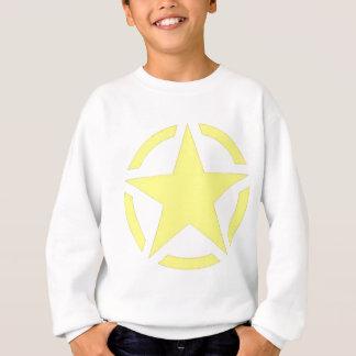 army star sweatshirt