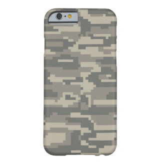 Army Style Digital Camouflage Barely There iPhone 6 Case