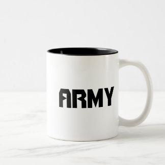 ARMY Two-Tone COFFEE MUG