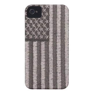 Army Uniform U.S. Flag (UCP Color) BlackBerry Bold iPhone 4 Cases