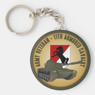 Army Veteran - M-48 Key Ring