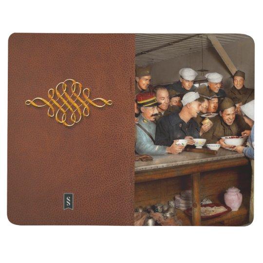 Army - War buddies 1918 Journal