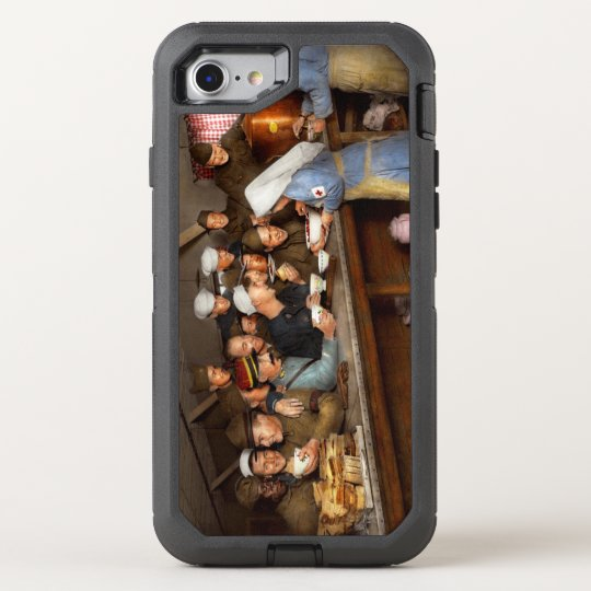 Army - War buddies 1918 OtterBox Defender iPhone 8/7 Case