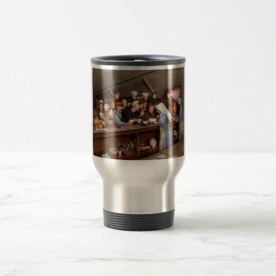 Army - War buddies 1918 Travel Mug