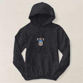 Army War College Crest Hoodies