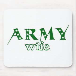 Army Wife 2 Mouse Pad