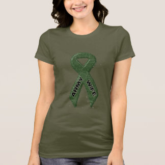 Army Wife Camo T-Shirt
