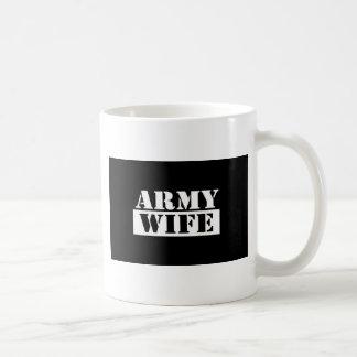 Army Wife Coffee Mug