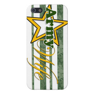 Army Wife Iphone 5 Case