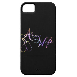 Army Wife iPhone 5 Covers