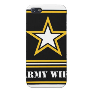 Army Wife IPhone case iPhone 5/5S Cases