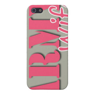 Army Wife IPhone Case iPhone 5 Case