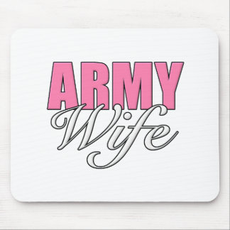 Army Wife Mousepads