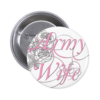 Army wife rose pins