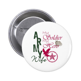 Army Wife - Soldier Pin