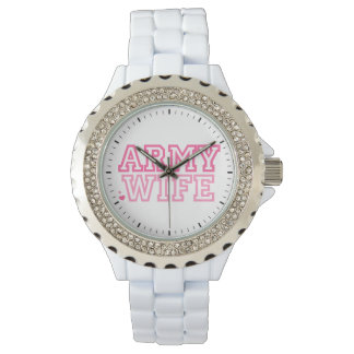 Army Wife Wristwatches
