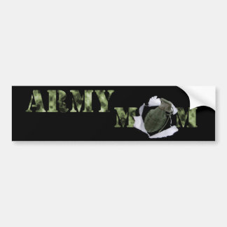 armymombump copy bumper sticker