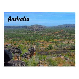 Arnhemland postcard
